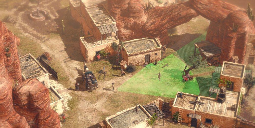 Суть. Desperados 3— крутая тактика наДиком Западе отавторов Shadow Tactics: Blades ofthe Shogun | Канобу - Изображение 1515