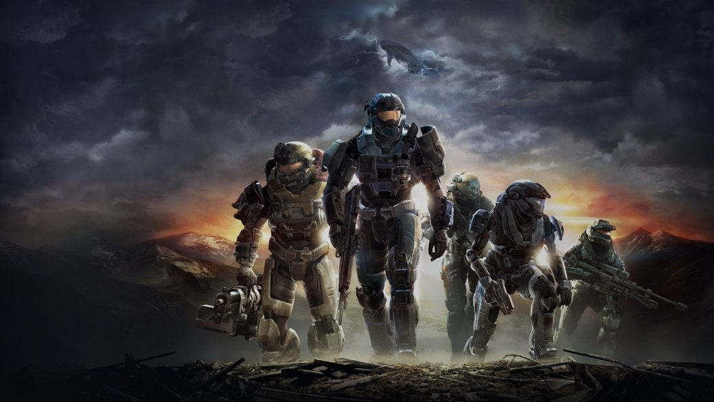 Halo: Reach— произведение искусства илучшая работа Bungie. Мнение | Канобу