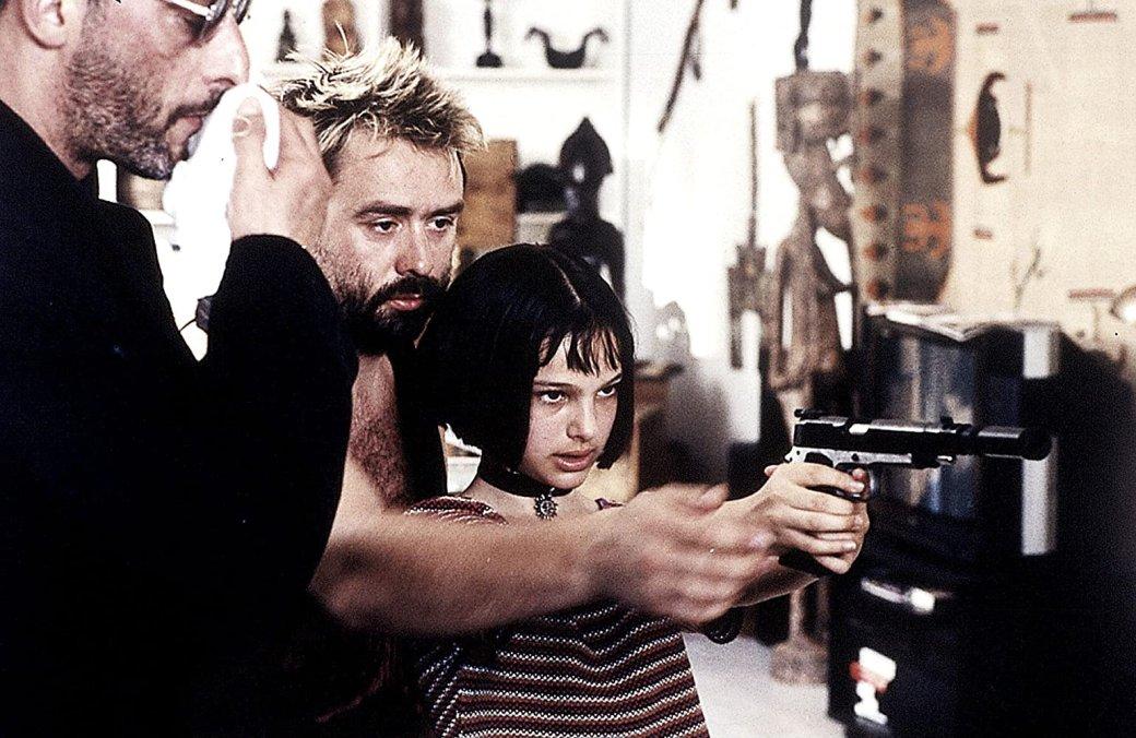 Главные фильмы Люка Бессона: гениальный «Леон», «Пятый элемент» икрах карьеры ради детской мечты