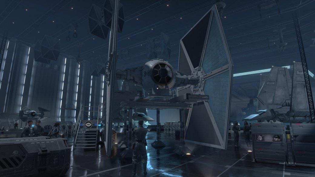 Обзор Star Wars: Squadrons (2020) — игра про космические бои НЕ как в Battlefront 2 | Канобу - Изображение 9053