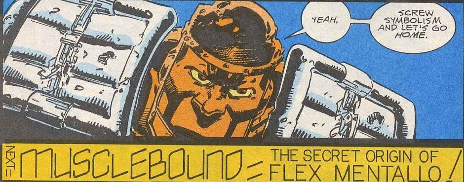 Doom Patrol— вспоминаем историю одной изсамых необычных команд вкомиксах DC | Канобу - Изображение 13118