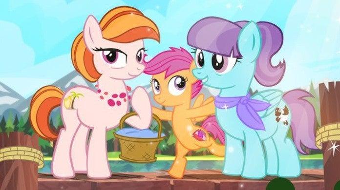 Вмультфильме MyLittle Pony появилась семейная пара пони-лесбиянок | Канобу - Изображение 6565