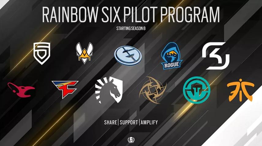 Вот это щедрость! Ubisoft будет распределять доходы от лиги по Rainbow Six Siege между командами. - Изображение 2