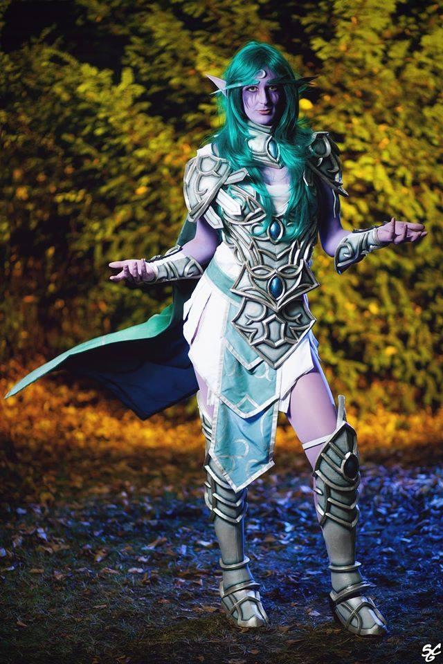 Лучший косплей по Warcraft – герои и персонажи WoW, фото косплееров   Канобу - Изображение 53