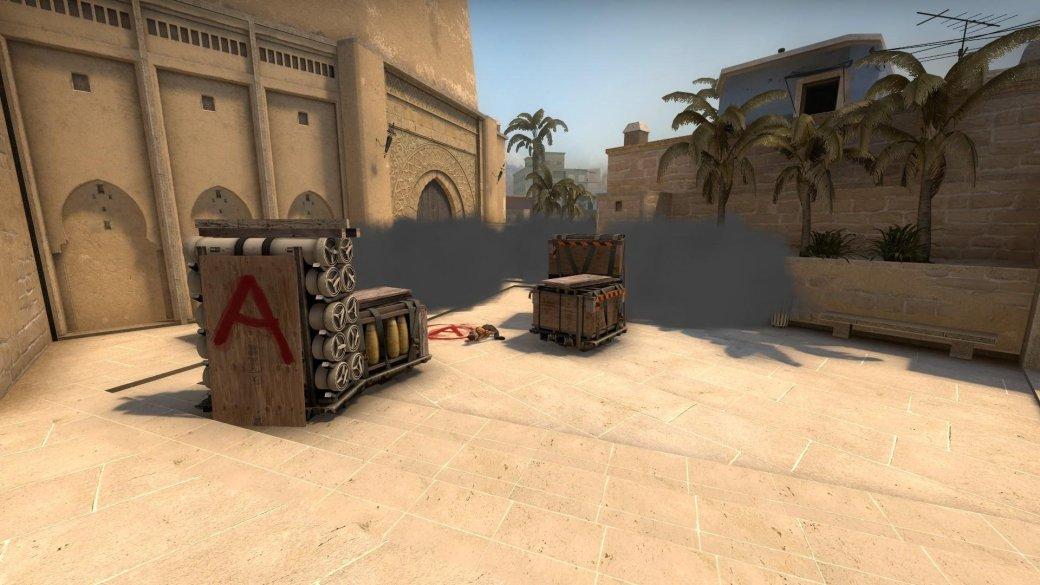 Из-за глюка в CS:GO игрок смог видеть врагов через дым | Канобу - Изображение 2478