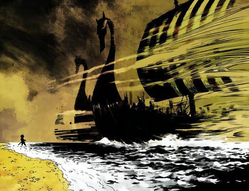 Комиксы: Northlanders | Канобу - Изображение 96