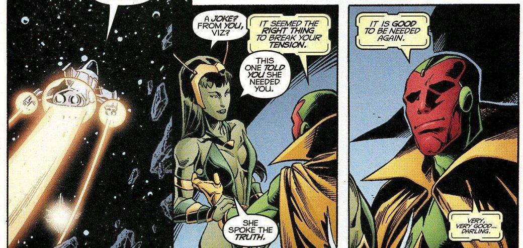 Кто такая Mантис из«Стражей галактики2»? | Канобу - Изображение 4
