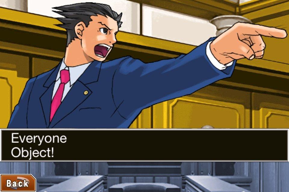 Capcom переиздаст первые три части Ace Attorney на 3DS | Канобу - Изображение 9571