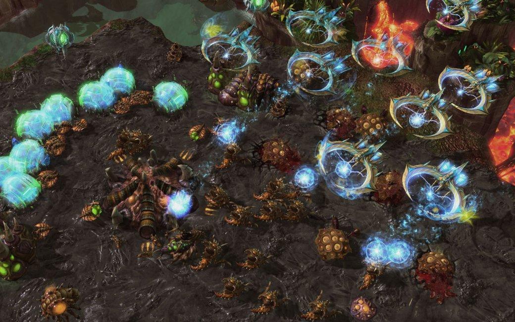 Ученые обнаружили раннее затухание мозга благодаря StarCraft 2  | Канобу - Изображение 3209