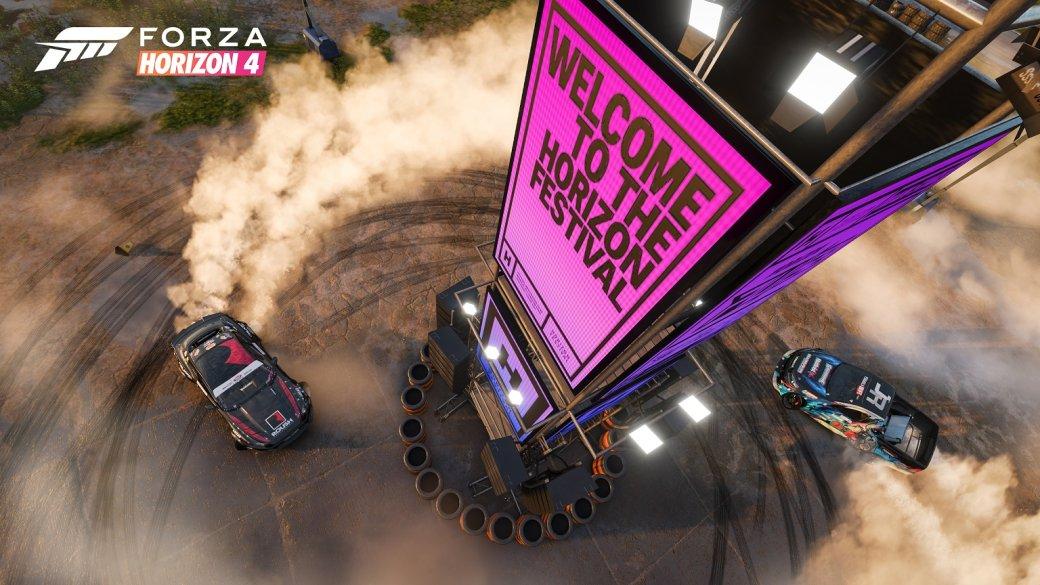 5 безумных приемов экстремального вождения, которые могут пригодиться в Forza Horizon 4 | Канобу - Изображение 3