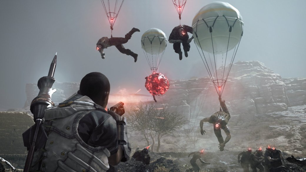 Metal Gear Survive (2018, экшен, шутер, PC, PS4, Xbox One) - обзоры главных и лучших игр 2018 | Канобу - Изображение 150