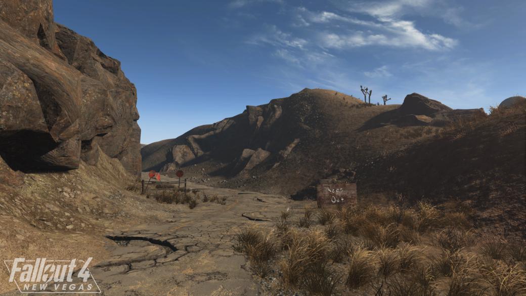 Первый геймплейный ролик иновые скриншоты модификации Fallout 4: New Vegas | Канобу - Изображение 5042