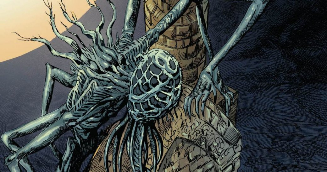 Обзор комикса «Bloodborne. Конец сна»— спорное, новсе равно приятное возвращение вЯрнам   Канобу