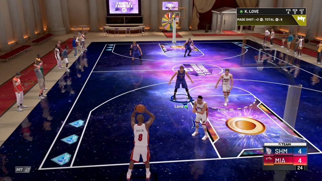 NBA 2K20 — идеальный баскетбольный симулятор для офлайна, но ужасный — для онлайна | Канобу - Изображение 4