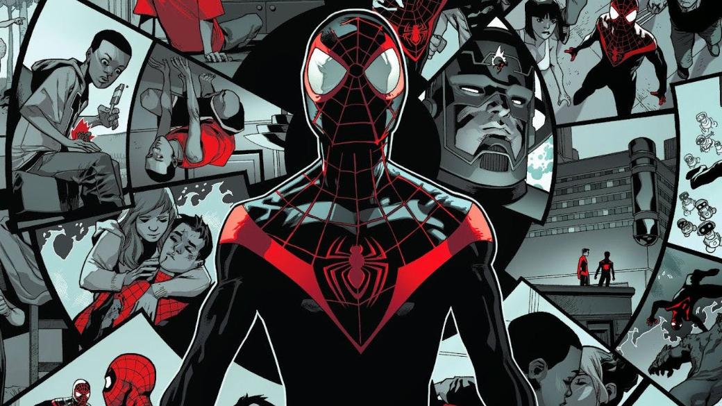 Рецензия наанимационный фильм «Человек-паук: через вселенные» | Канобу - Изображение 1