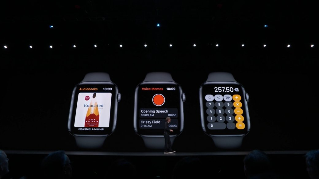 Apple представила WatchOS 6: Apple Watch стали максимально независимы отiPhone | Канобу - Изображение 1280