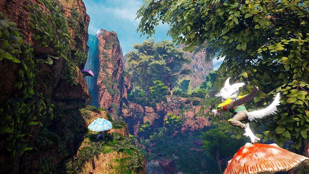 ВСеть утекли трейлер, скриншоты иподробности экшен-RPG Biomutant | Канобу - Изображение 5