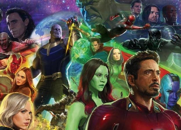 Какой персонаж «Войны Бесконечности» получил больше всего экранного времени? Вы знаете ответ!. - Изображение 1