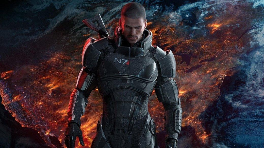 Тест. Угадай персонажа Mass Effect покороткому описанию   Канобу