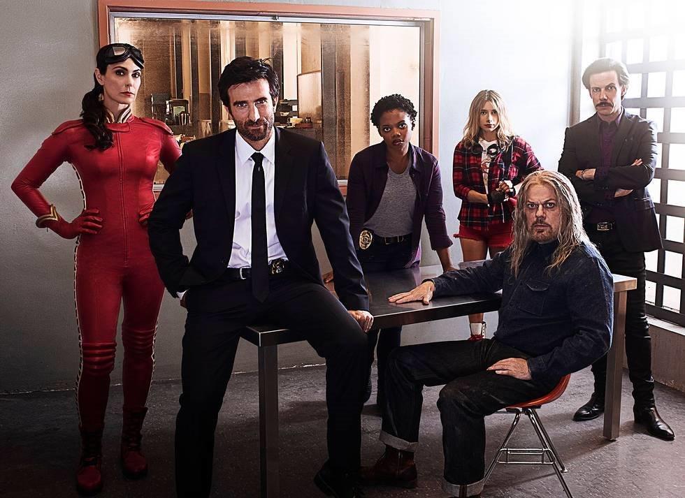 Современные сериалы про супергероев: год спустя | Канобу - Изображение 10