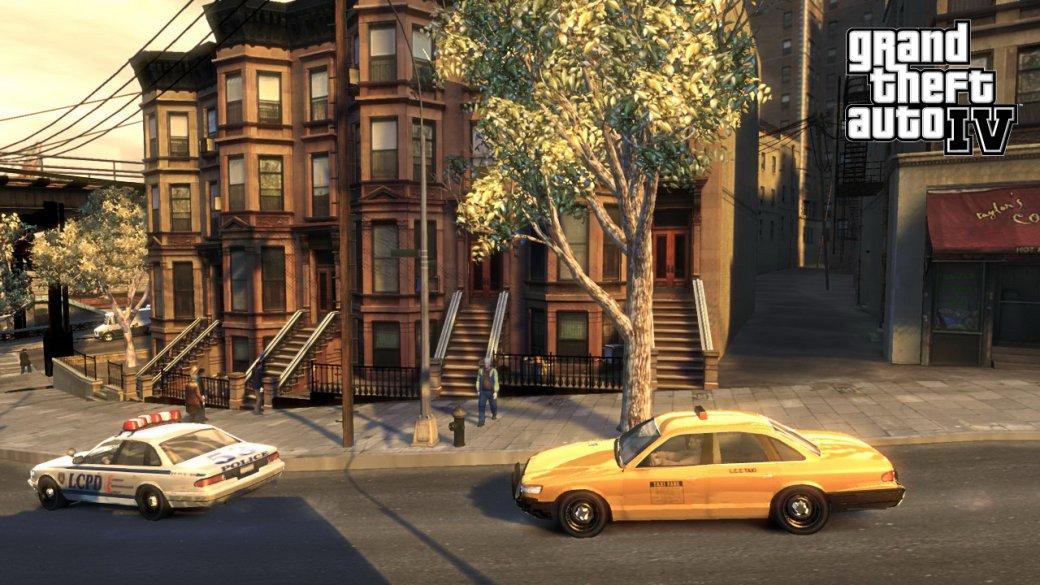 Гифка дня: пешеходный переход для экстремалов вGrand Theft Auto4   Канобу - Изображение 1791