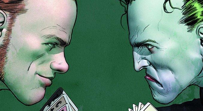 Зачем нужна была война Джокера иЗагадочника настраницах комикса «Бэтмен»?. - Изображение 1
