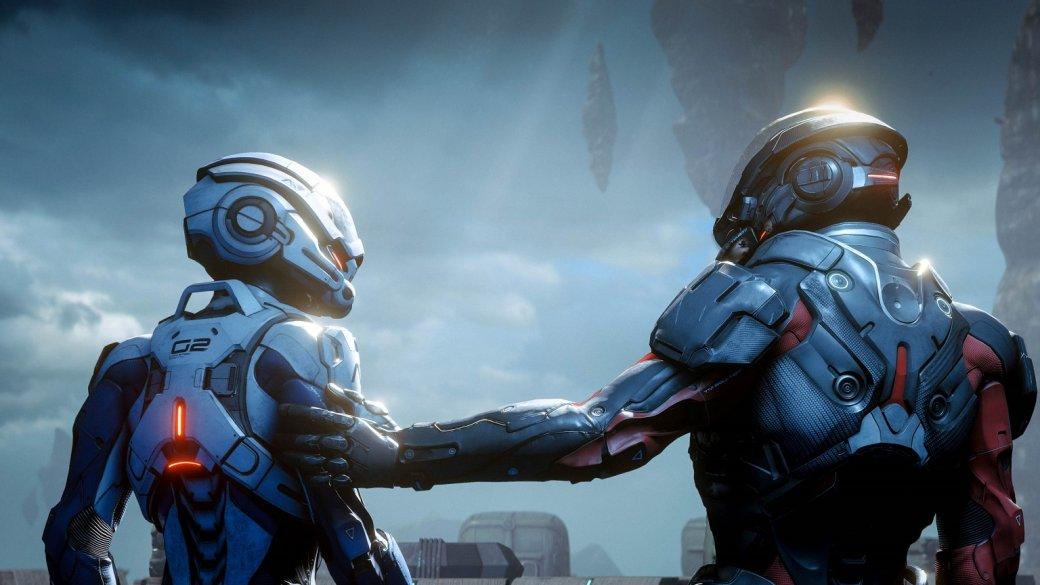Год Mass Effect: Andromeda— вспоминаем, как погибала великая серия. Факты, слухи, баги | Канобу - Изображение 17