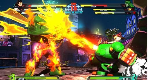Marvel vs. Capcom 3: Fate of Two Worlds. X-Man vs. Streer Fighter. Превью   Канобу - Изображение 2314