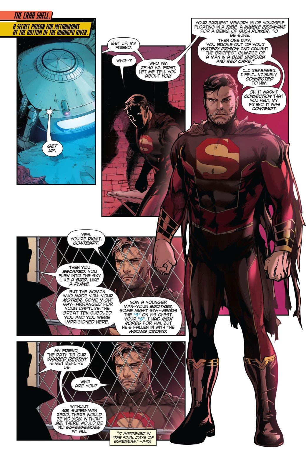 Стереотипичный китайский злодей появился в новом комиксе New Super-Man  | Канобу - Изображение 3153