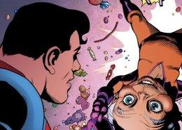Еще одна загадка DC Rebirth: А был ли Супермен?
