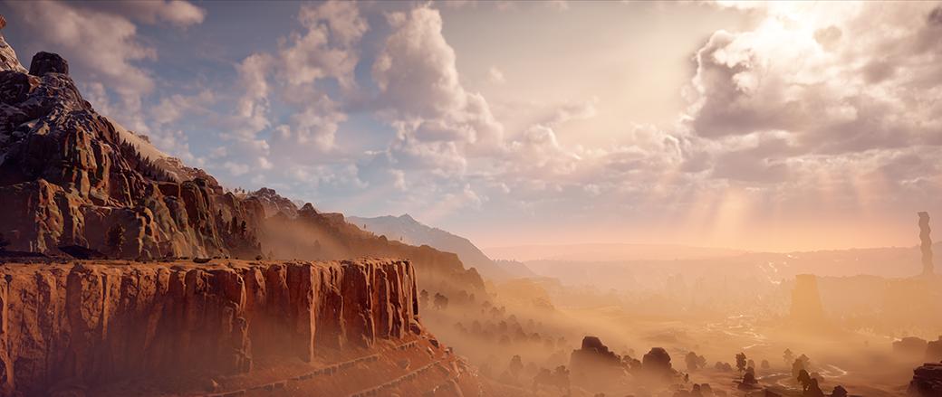 20 изумительных скриншотов Horizon: Zero Dawn | Канобу - Изображение 10