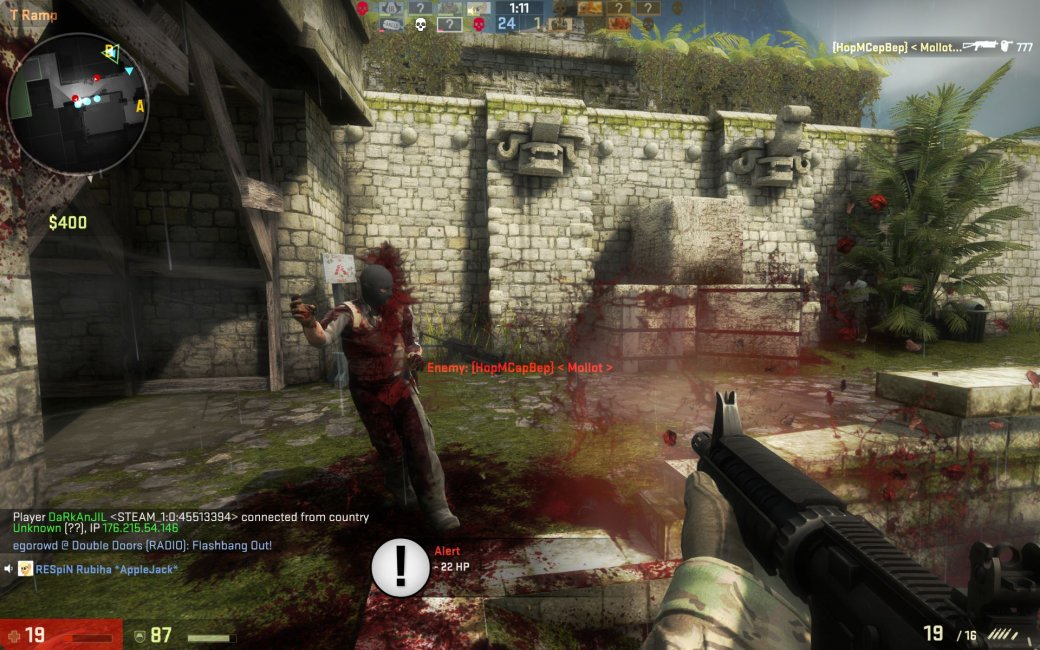Рецензия на Counter-Strike