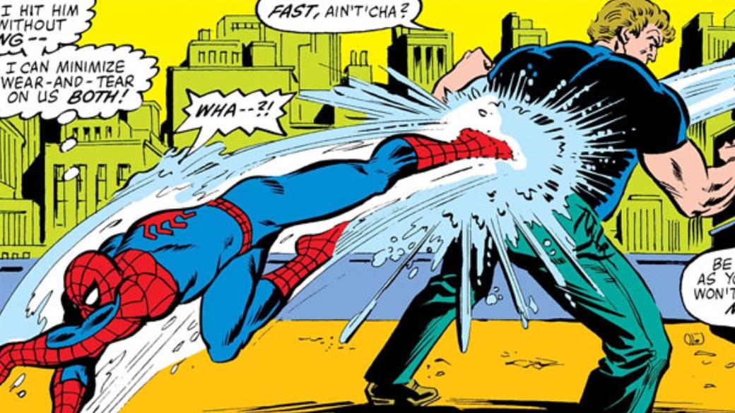 10 лучших пасхалок иотсылок вфильме «Человек-паук: Вдали отдома»