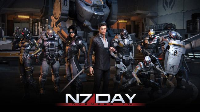 Сегодня N7 Day! Что это такое и как его отмечать | Канобу - Изображение 784