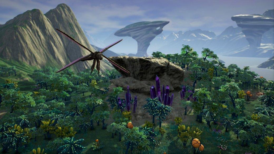 А ведь такой могла быть Mass Effect: Andromeda. Играем в Aven Colony | Канобу - Изображение 4