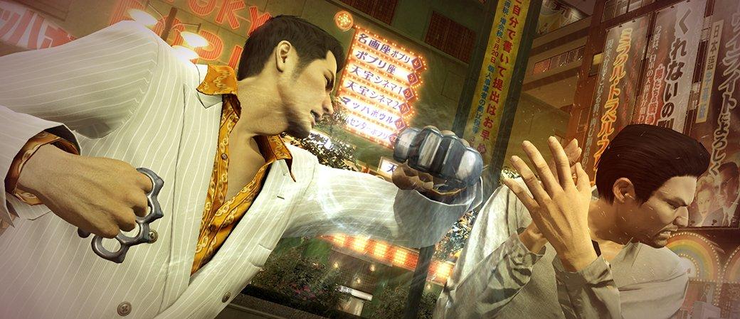 Рецензия на Yakuza 0 | Канобу - Изображение 1