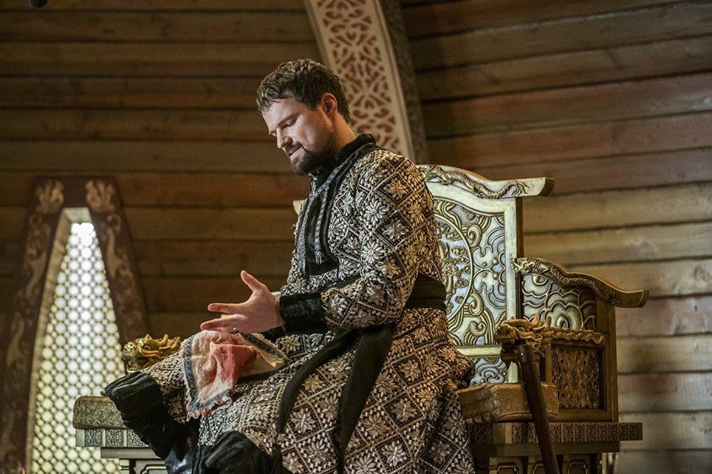Кого играет Данила Козловский в6 сезоне «Викингов»? | Канобу - Изображение 18274