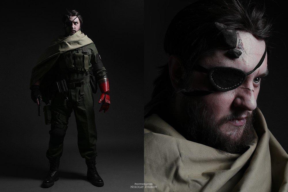 Косплей дня: Веном Снейк из Metal Gear Solid 5: The Phantom Pain | Канобу - Изображение 392