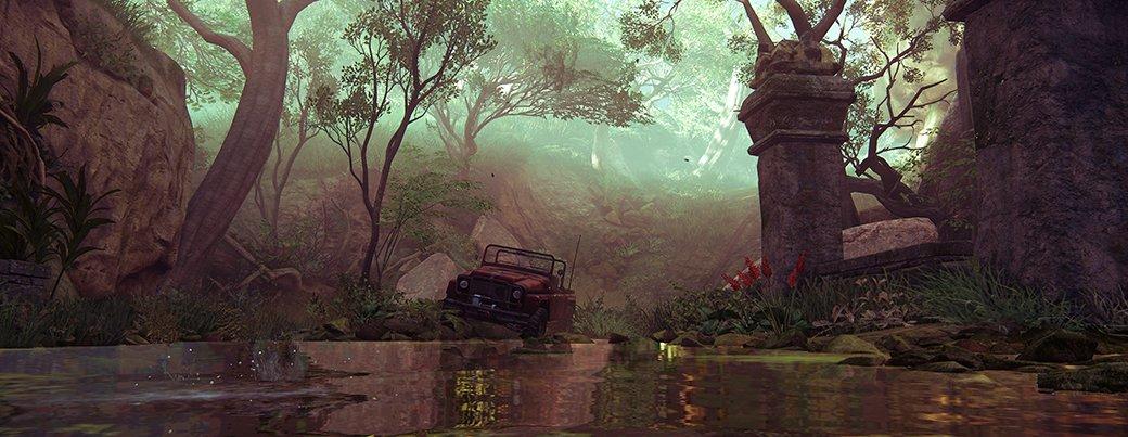 25 изумительных скриншотов Uncharted: Утраченное наследие | Канобу - Изображение 11