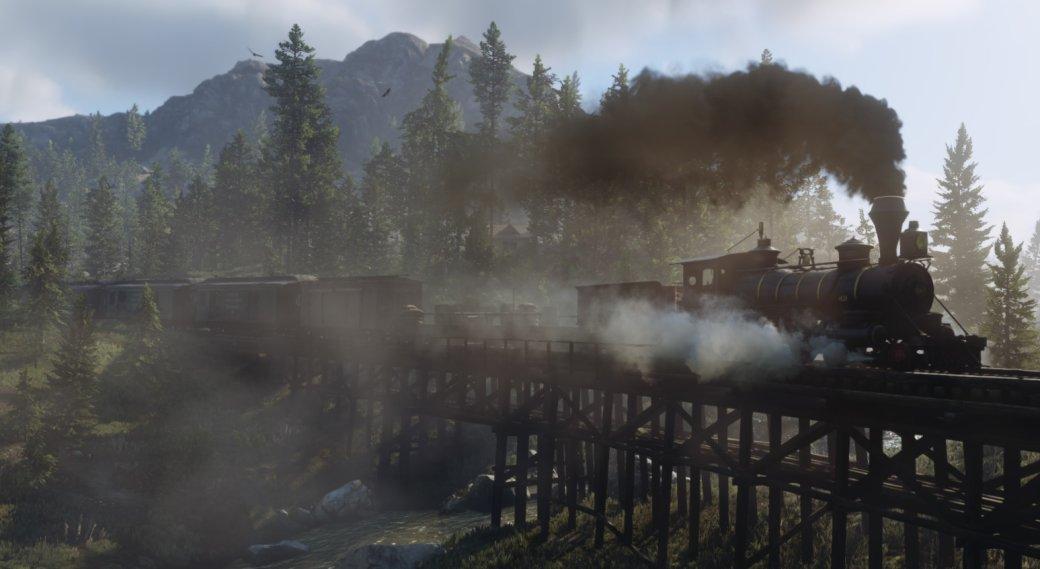 Red Dead Redemption 2 в реальной жизни. Рассвет и закат настоящего Дикого Запада | Канобу - Изображение 4