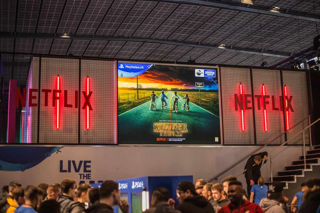 ФОТО. Репортаж «Канобу» сParis Games Week 2017— «Игромир» намаксималках | Канобу - Изображение 16