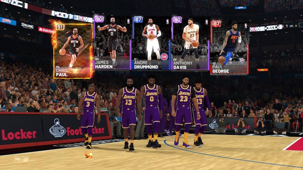 NBA 2K20 — идеальный баскетбольный симулятор для офлайна, но ужасный — для онлайна   Канобу - Изображение 8649