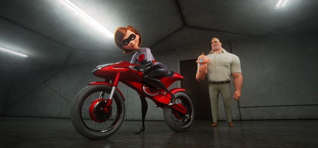 «Суперсемейка 2» (Incredibles 2) | Канобу - Изображение 4