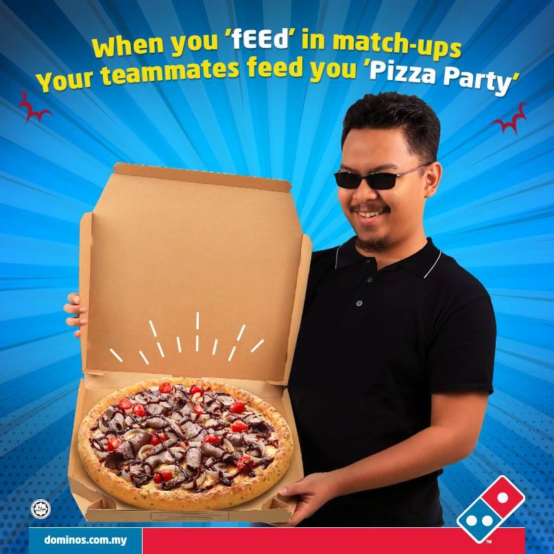 Самый вкусный киберспортивный мем. Почему «дотеры» боятся пиццу? | Канобу - Изображение 2