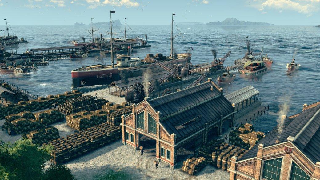 Сталь, грязь и фабрики в Anno 1800 — что мы узнали после знакомства с превью-версией | Канобу - Изображение 2