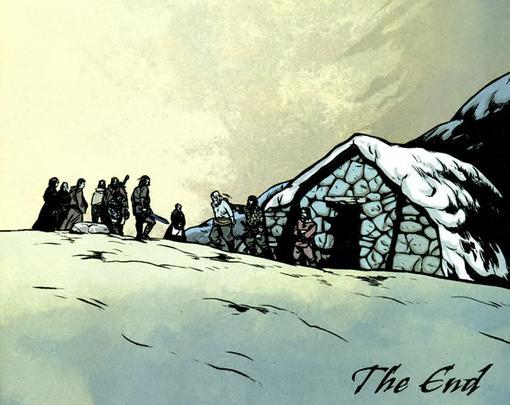 Комиксы: Northlanders | Канобу - Изображение 100
