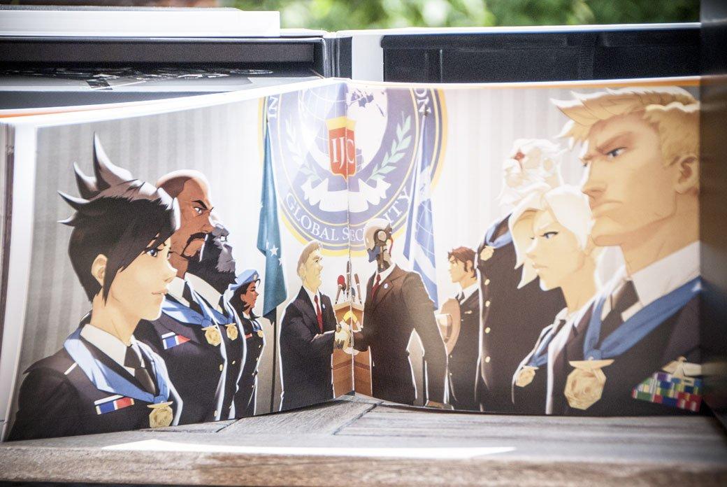Распаковка коллекционного издания Overwatch | Канобу - Изображение 1426