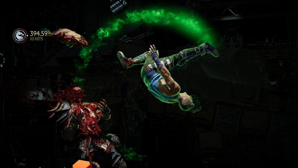 Mortal Kombat 11 после 140 часов игры— мнение Александра Трофимова | Канобу - Изображение 11093