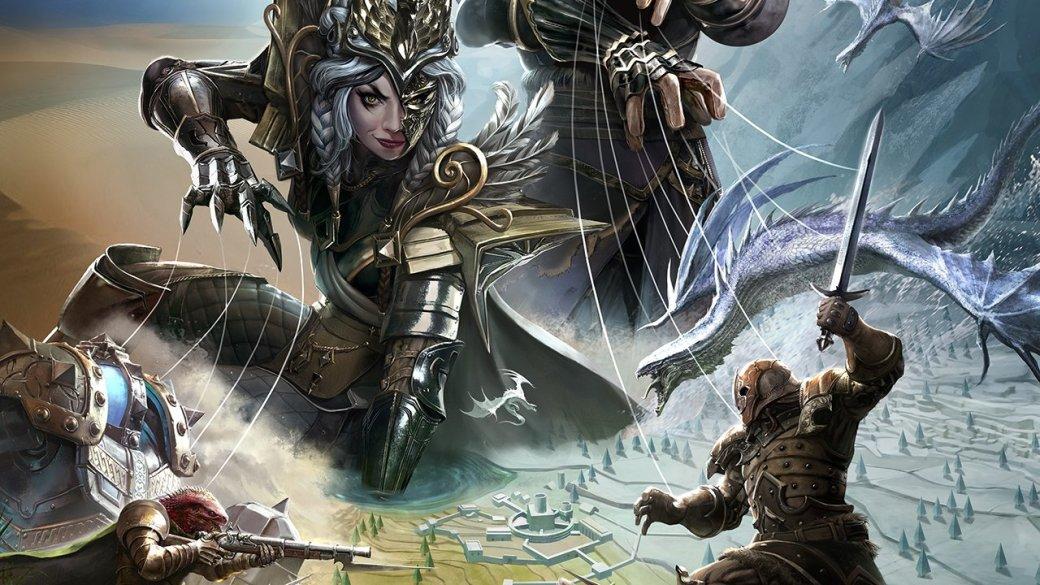 Интервью сLarian— оBaldur's Gate 3, пошаговой боевке, будущем Divinity иреакции фанатов | Канобу - Изображение 10693