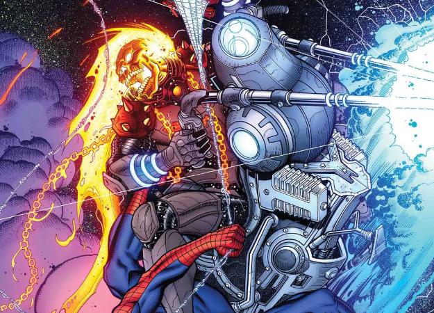Космический Призрачный гонщик вернулся настраницы комиксов Marvel, нозачем?. - Изображение 1
